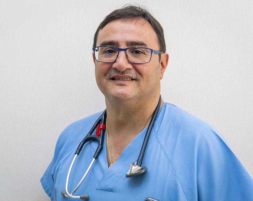 Miguel Ángel <br />López Aranda